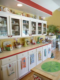 kitchen vintage Collectors of