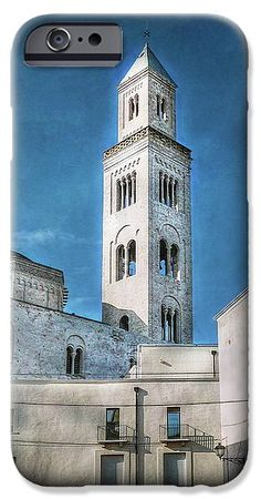 Bari IPhone 6s Case - The cathedral San Sabino is the cathedral of Bari, in…