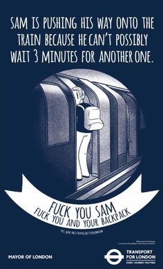 These Posters Show Exactly What Is Wrong With The London Underground - UltraLinx