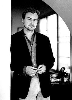 Christopher Nolan: Screenwriter, director, producer