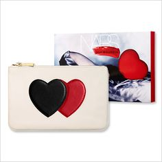 See the Entire Guy Bourdin-Inspired Collection by NARS - Cosmetic Pochette from #InStyle