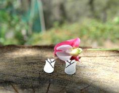 Mira este artículo en mi tienda de Etsy: https://www.etsy.com/es/listing/290130167/pendientes-plata-pendientes-rosa