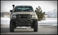 Trucks with skinny tires Tacoma Wheels, Suv Camper, Toyota Hilux, Tired, Monster Trucks, Surfing, Skinny, Vehicles, Cars