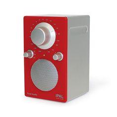 Tivoli iPAL - Red $199.99