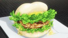 Suppon Burger - Shokugeki no Souma Season 2 03 #Animefood  https://www.facebook.com/DeliciousAnimeFood/