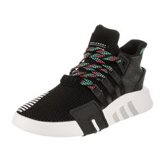 Adidas Men s EQT Basketball Adv Originals Basketball Shoe (12), Black Black Basketball  Shoes 9e28cbdee7