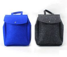 Fashion Trend style felt shopping bag