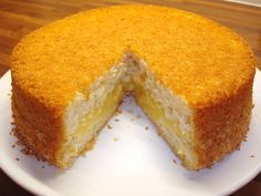 28 New Ideas Cake Recipes Sponge Baking Streusel Topping For Muffins, Cake Mix Muffins, Best Cake Mix, Cake Recipes, Dessert Recipes, Peach Cake, Different Cakes, Swedish Recipes, Bagan