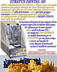 Something we liked from Instagram! Stampa GRATUITA di un modello dimostrativo!  #StratusDental3D #dentale #dental #3d #3dprint #3dprinted #3dprinter #3dprinting #stampa3d #Stampante3d #ortodonzia #orthodontics #protesidentale #medico #medical #medicale #dente #denti #dentist #dentista #odonto #fff #laboratoriodental #laboratorioodontotecnico #studiomedico #odontoiatra #odontoiatria #3DLine by 3dline_stampanti3d check us out: http://bit.ly/1KyLetq