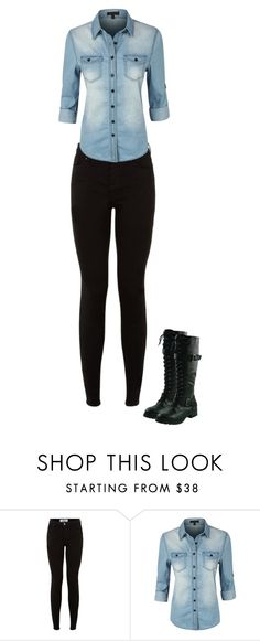Untitled #28 by sing-into-life on Polyvore featuring LE3NO