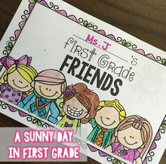 first grade blue skies end of the school year party ideas