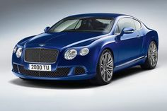 Finance the Fastest Ever Bentley Car – The Continental GT Speed Guaranteed to blow your head