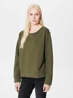 SOFT - SWEATSHIRT, Grape Leaf, large