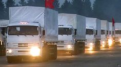"16th Russian ""humanitarian convoy"" went to Ukraine"