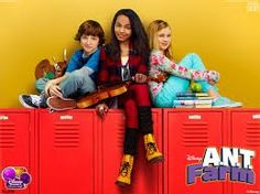 ANT Farm on Disney Channel