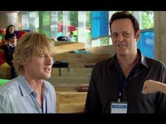 THE INTERNSHIP Trailer mit Vince Vaughn und Owen Wilson