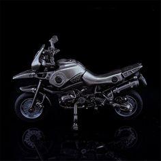 4.5Inches Cool Black Motor Diecast Model Toy Metal Motorcycle Motorbike Sale - Banggood.com Model Building, Building Toys, Laos People, Solomon Islands, Diecast Models, Papua New Guinea, Grenadines, Ethiopia, Republic Of The Congo