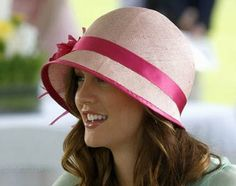Derby party next year, anyone? I need a reason to wear a hat like this...