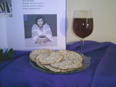 Witte Donderdag: Het laatste avondmaal, met Kijkbijbel van Kees de Kort op de achtergrond.