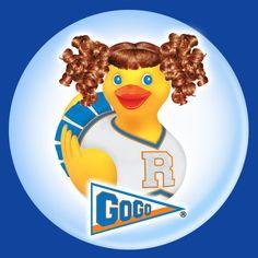 GoGo Get the Beat! - cheerleader duck
