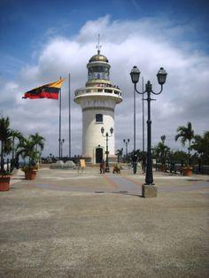 El faro de las peñas....Guayaquil-Ecuador