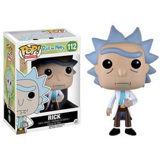 [Preorder] Rick and Morty Pop! Vinyl Figure Rick