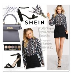 """""""SHEIN 5"""" by aidaaa1992 ❤ liked on Polyvore featuring Bobbi Brown Cosmetics"""