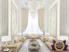 Villa Interior Design in Dubai, Saudi Arabia Madina Monaowara, Photo 13