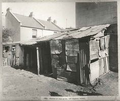 Stables at the rear of 108 Campbell St,Sydney in 🌹 The Rocks Sydney, Bubonic Plague, Sydney City, Historical Images, Surrey, Stables, Old Houses, Vintage Photos, Black And White