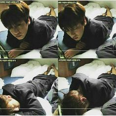 Jungkook is me in the morning