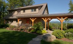 Gristmill Builders Stowe Vermont and Lake Placid New York