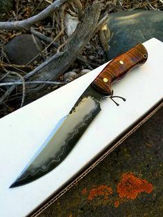 Dark Timber Custom Knives (Peter Kohler), Denver, Colorado USA -