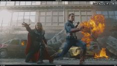 Get it together Thor! HAHA. Click to see the whole thing.