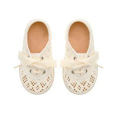 Tennis crochet - Chaussures - Bébé fillette - Enfants - ZARA France