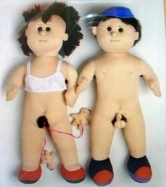 Anatomically Correct Educational Dolls For Children......................SERIOUSLY