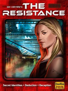 "The Resistance | Board Game | BoardGameGeek - SUCKS! I dislike games like ""Werewolf"" and ""Mafia"" ..this one is similar but the rules are more confusing."