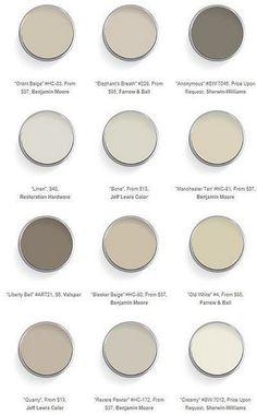 Domaine Home 12 Best Warm Neutral Paint Colors Manchester Tan