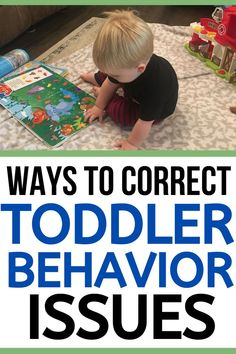 Toddler Discipline: Where to begin on day 1 if your child has problem behaviors you have been avoiding and need to deal with. Gentle Parenting, Kids And Parenting, Parenting Ideas, Two Years Old Activities, Toddler Behavior Problems, Toddler Language Development, Train Up A Child, Terrible Twos, Toddler Discipline