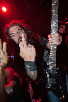 In Pictures: Robb Flynn's birthday bash - Feature - Metal Hammer Machine Head, Death Metal, Birthday Bash, Metal Bands, Hard Rock, My Music, Finger, Pictures, Photos