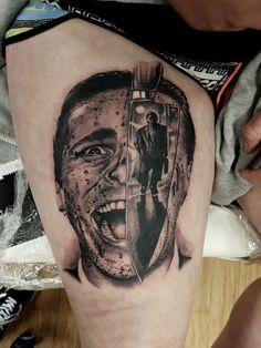 Really enjoyed making this one. Portrait, American, Tattoos, Tatuajes, Headshot Photography, Tattoo, Portrait Paintings, Drawings, Portraits