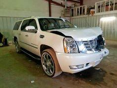 Fit 07-14 Cadillac Escalade EXT /& ESV 4 Dr Driver Left Rear Door Window Glass