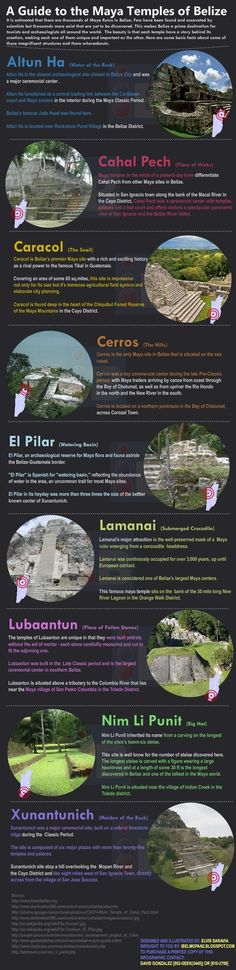Mayan Temples of Belize | Cayo Scoop! Bestofcayo.com's E-mag. | Scoop.it