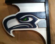 Seahawks shelf bracket