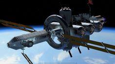 Risultati immagini per spaceship.