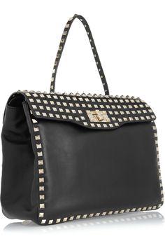 Valentino Rockstud studded leather tote....hot! $2595
