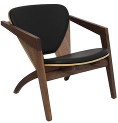 Replica Hans Wegner Butterfly Chair by Hans Wegner - Matt Blatt
