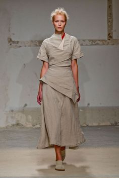 Aganovich at Paris Fashion Week Spring 2014 - StyleBistro