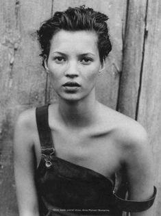 Harper's Bazaar - A star is born - Kate Moss - Dec 1994