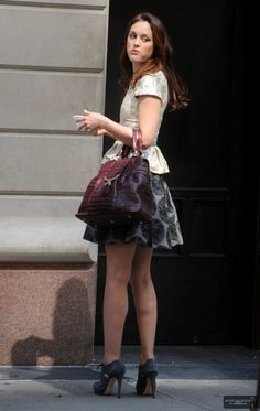 #blair #waldorf #queen #gg #leighton #diva #gossip #girl #season #four #4x06 #EasyJ