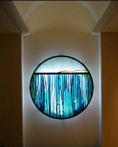 Beautiful architectural glass